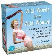 Cover-Bild zu Wild Words from Wild Women 2020 Day-to-Day Calendar