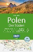 Cover-Bild zu DuMont Reise-Handbuch Reiseführer Polen, Der Süden. 1:600'000