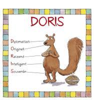 Cover-Bild zu Namenskalender Doris