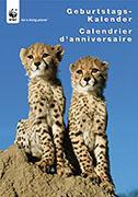 Cover-Bild zu WWF Geburtstagskalender