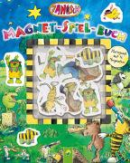 Cover-Bild zu Schwager & Steinlein Verlag: Janosch Magnet-Spiel-Buch