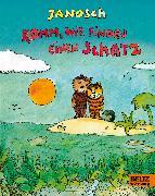 Cover-Bild zu JANOSCH: Komm, wir finden einen Schatz