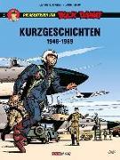 Cover-Bild zu Charlier, Jean-Michel: Die Abenteuer von Buck Danny, Kurzgeschichten