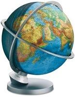 Cover-Bild zu Planet Erde. Duplex Leuchtglobus. Ø 30 cm. Fuss Kunststoff