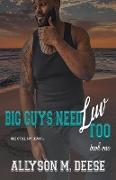 Cover-Bild zu eBook Big Guys Need Luv Too