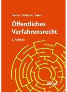 Cover-Bild zu Öffentliches Verfahrensrecht