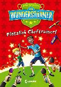 Cover-Bild zu Bandixen, Ocke: Der Wunderstürmer 5 - Plötzlich Cheftrainer! (eBook)