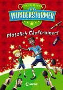 Cover-Bild zu Bandixen, Ocke: Der Wunderstürmer 5 - Plötzlich Cheftrainer!