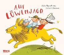 Cover-Bild zu Bandixen, Ocke: Auf Löwenjagd (eBook)