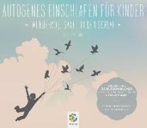 Cover-Bild zu AUTOGENES EINSCHLAFEN FÜR KINDER