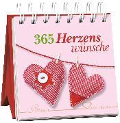 Cover-Bild zu 365 Herzenswünsche