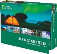 Cover-Bild zu 365 Tage Abenteuer
