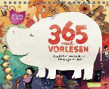 Cover-Bild zu Ateliers Hafenstrasse - 365 mal Vorlesen