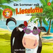 Cover-Bild zu Krämer, Fee: Lieselotte Filmhörspiele, Folge 6: Ein Sommer mit Lieselotte (Vier Hörspiele) (Audio Download)