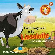Cover-Bild zu Krämer, Fee: Lieselotte Filmhörspiele, Folge 13: Frühlingszeit mit Lieselotte (Vier Hörspiele) (Audio Download)