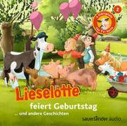 Cover-Bild zu Steffensmeier, Alexander: Lieselotte feiert Geburtstag