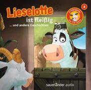 Cover-Bild zu Steffensmeier, Alexander: Lieselotte ist fleißig