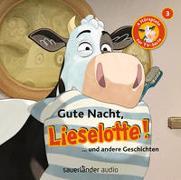 Cover-Bild zu Steffensmeier, Alexander: Gute Nacht, Lieselotte