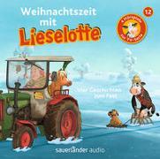 Cover-Bild zu Steffensmeier, Alexander: Weihnachtszeit mit Lieselotte