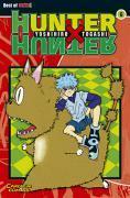 Cover-Bild zu Togashi, Yoshihiro: Hunter X Hunter 6