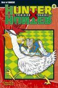 Cover-Bild zu Togashi, Yoshihiro: Hunter X Hunter 4