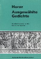 Cover-Bild zu Ausgewählte Gedichte