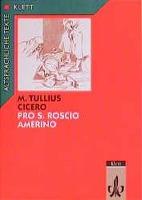 Cover-Bild zu Pro S. Roscio Amerino ad iuidices oratio