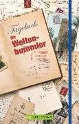 Cover-Bild zu Tagebuch für Weltenbummler