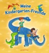 Cover-Bild zu Meine Kindergartenfreunde (Dinosaurier)