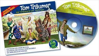 Cover-Bild zu Tom Träumer vom Taugenichts zum Traumprinz