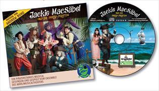 Cover-Bild zu Jackie MacSäbel und die Party-Piraten