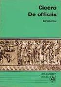Cover-Bild zu De officiis. Kommentar