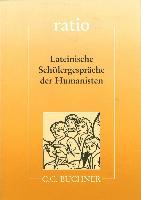 Cover-Bild zu Lateinische Schülergespräche der Humanisten