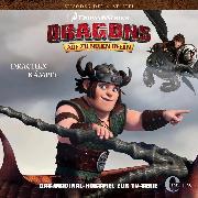 Cover-Bild zu eBook Folge 37: Der schreiende Tod-Singer / Die Drachenkämpfe (Das Original-Hörspiel zur TV-Serie)