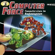 Cover-Bild zu eBook Computer Force, Folge 4: Computerviren im Bankensystem
