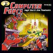 Cover-Bild zu eBook Computer Force, Folge 2: Jagd durch das Postnetz
