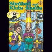 Cover-Bild zu eBook Sindbad und Klein-Aladin, Folge 3: Unter Piraten