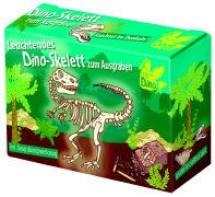 Cover-Bild zu Dino Leuchtendes Dinoskelett, 8-fach sortiert