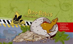 Cover-Bild zu Dino-Babies zum Ausgraben
