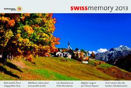 Cover-Bild zu Swiss Memory 2013