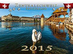 Cover-Bild zu Zentralschweiz 2015