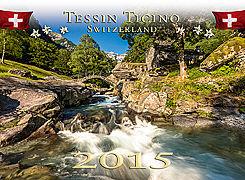 Cover-Bild zu Tessin / Ticino 2015