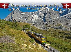 Cover-Bild zu Eisenbahn 2015