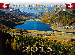 Cover-Bild zu Engadin 2015