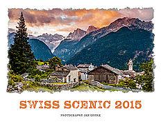 Cover-Bild zu Swiss Scenic 2015