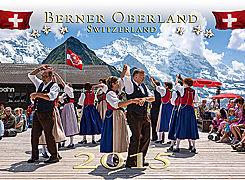 Cover-Bild zu Berner Oberland 2015