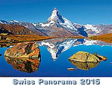 Cover-Bild zu Swiss Panorama 2015
