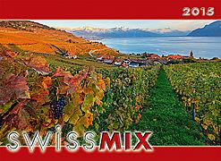 Cover-Bild zu Swiss Mix 2015