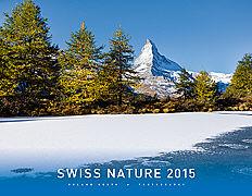 Cover-Bild zu Swiss Nature 2015