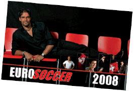 Cover-Bild zu EuroSoccer 2008